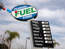 Fuel Depot Prices