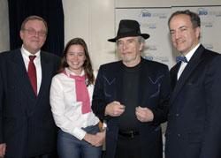 Volkswagen with Merle Haggard