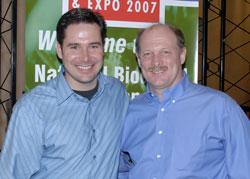 Joe and Bob Metz