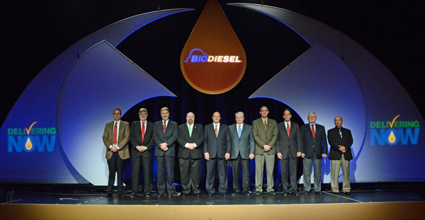 Board Members of the National Biodiesel Board