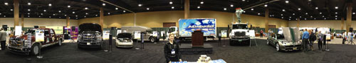 National Biodiesel Conference Vehicle Showcase