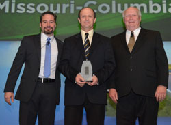 Leon Schumacher Eye on Biodiesel Award